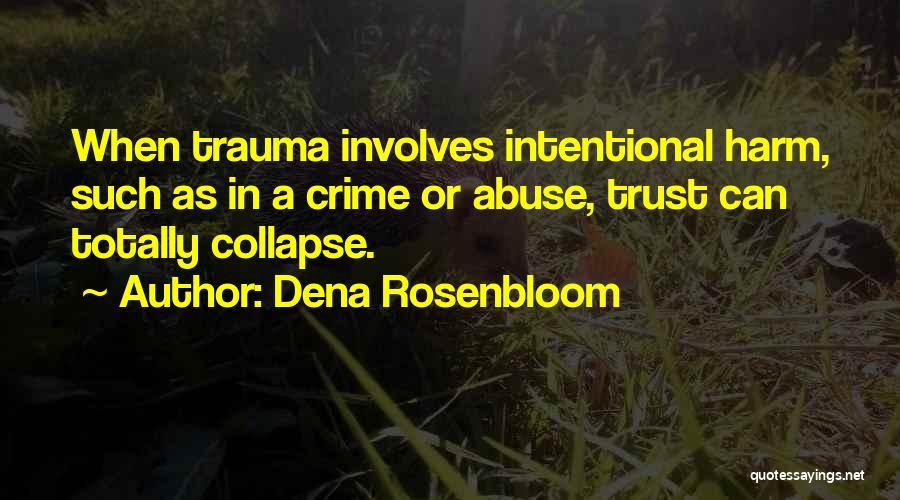 Dena Rosenbloom Quotes 84858