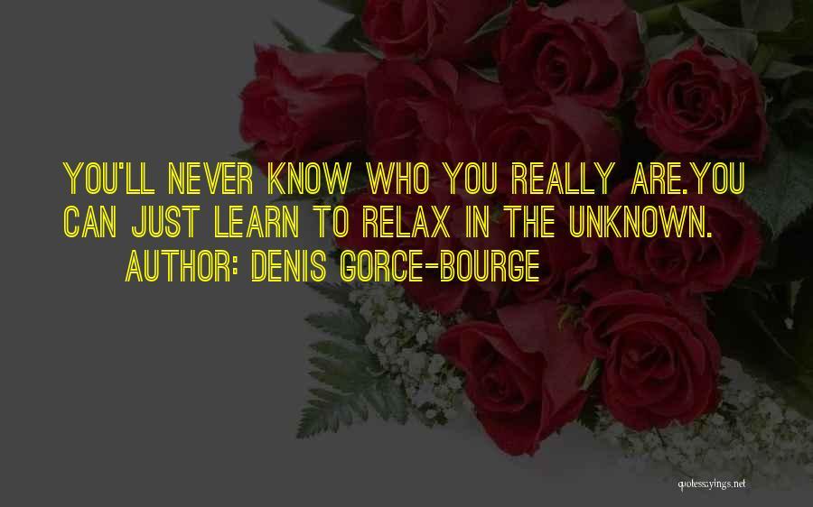 Denis Gorce-Bourge Quotes 1955356