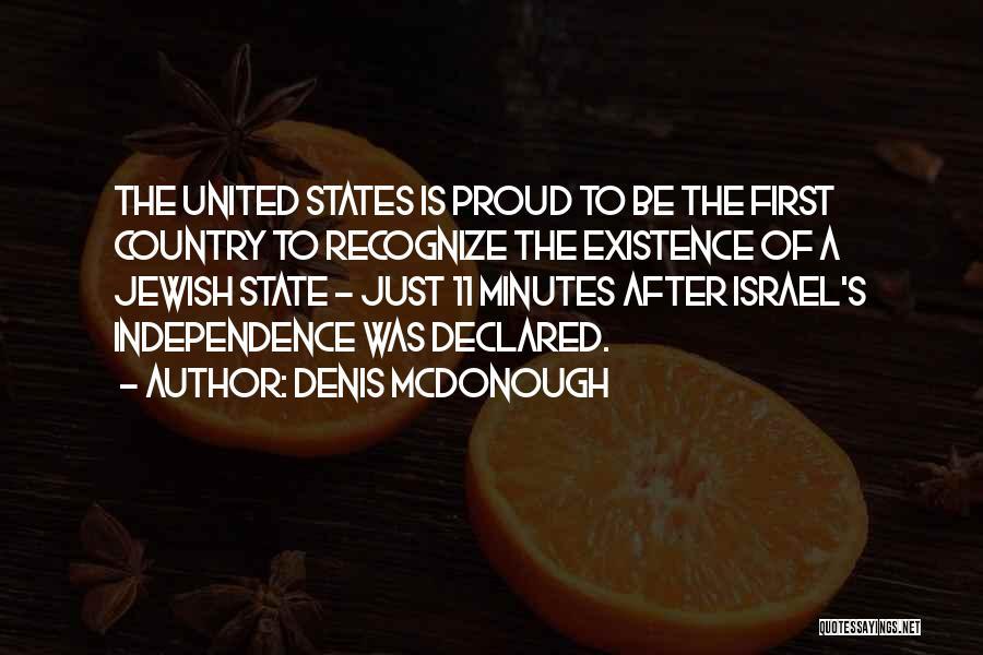 Denis McDonough Quotes 214120