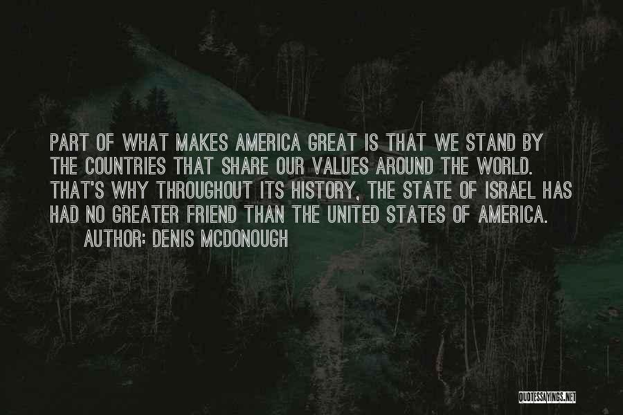 Denis McDonough Quotes 235706