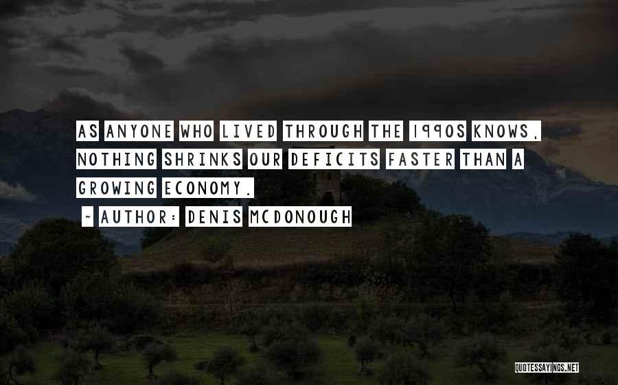 Denis McDonough Quotes 267498