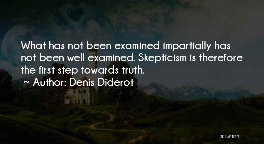 Denis Quotes By Denis Diderot