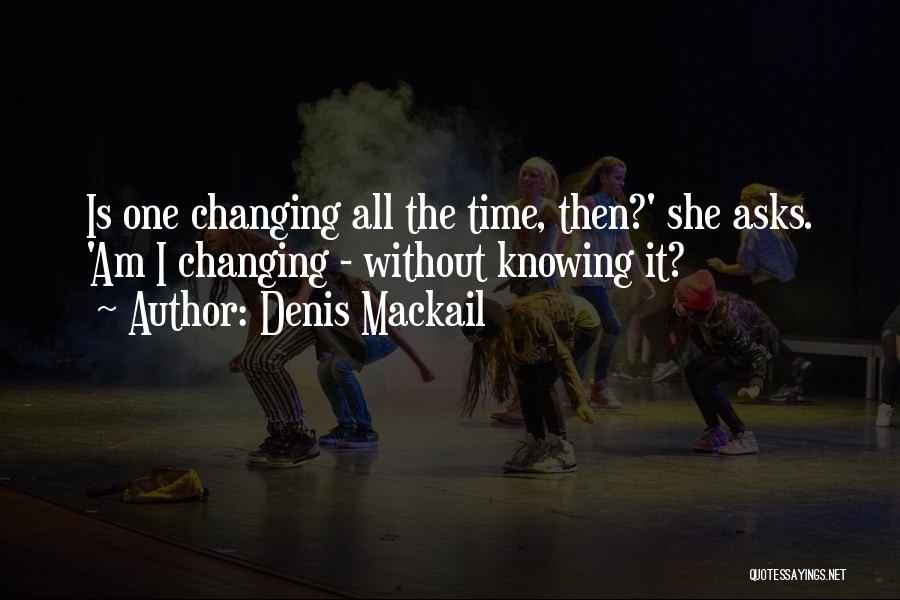 Denis Quotes By Denis Mackail