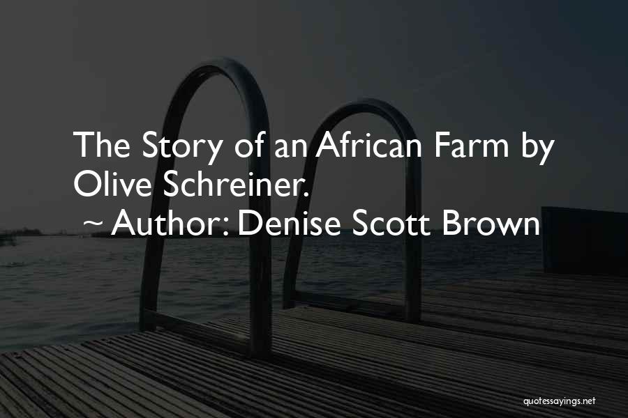 Denise Scott Brown Quotes 1153665
