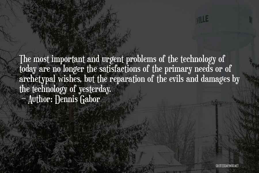 Dennis Gabor Quotes 1686479