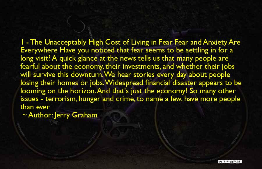 Depression And Stress Quotes By Jerry Graham