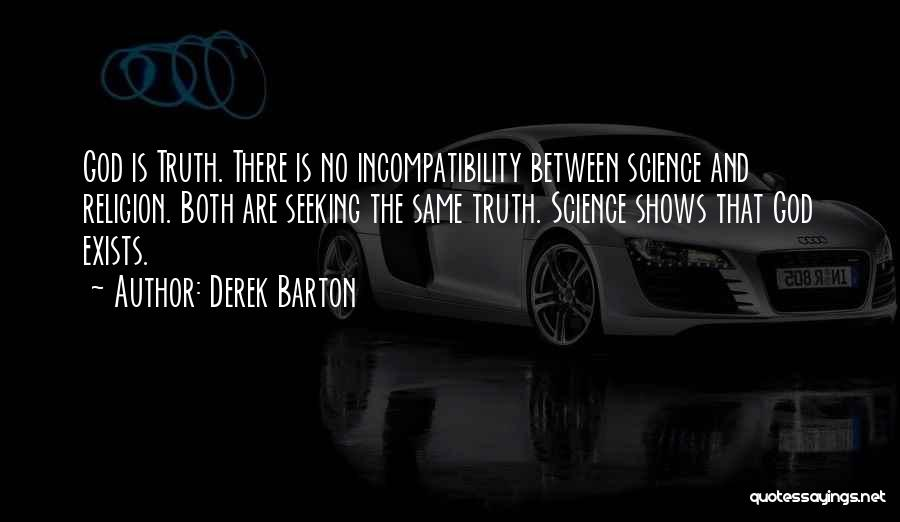 Derek Barton Quotes 549168