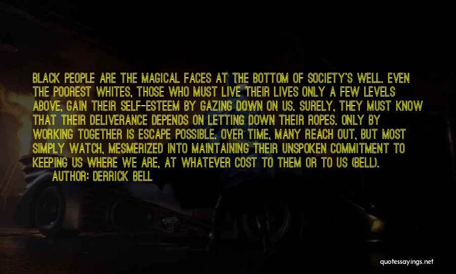 Derrick Bell Quotes 1755374