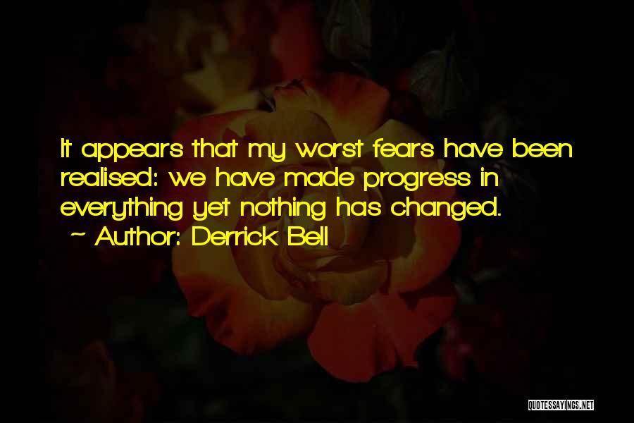 Derrick Bell Quotes 2129868