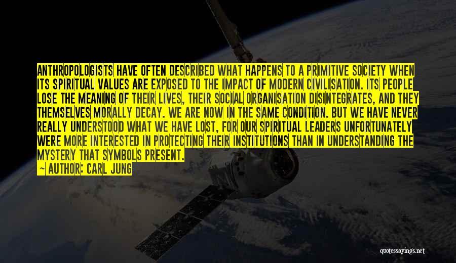 Described Quotes By Carl Jung