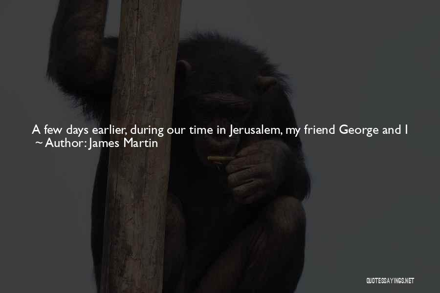 Described Quotes By James Martin