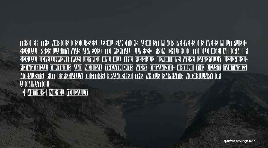 Described Quotes By Michel Foucault