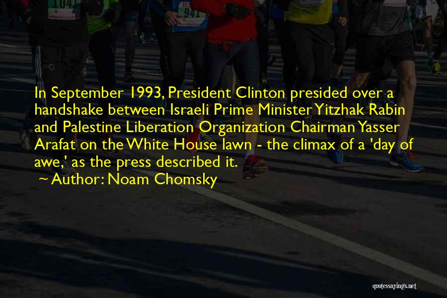 Described Quotes By Noam Chomsky