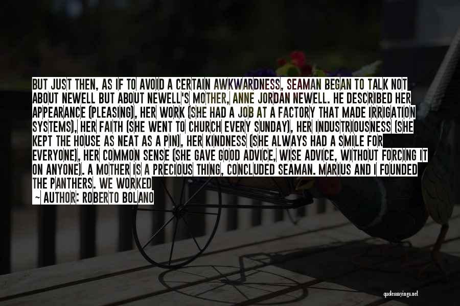 Described Quotes By Roberto Bolano