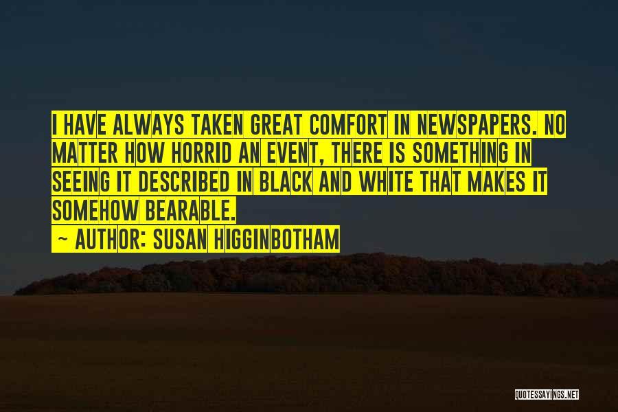Described Quotes By Susan Higginbotham