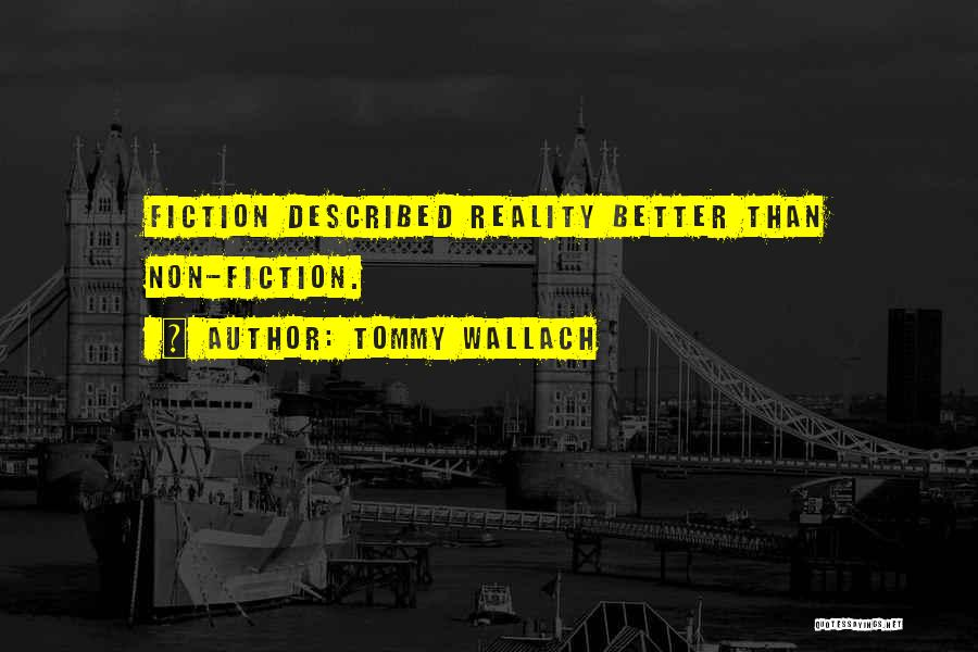 Described Quotes By Tommy Wallach
