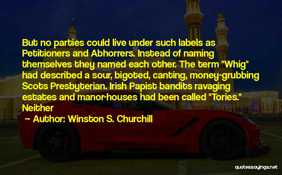 Described Quotes By Winston S. Churchill