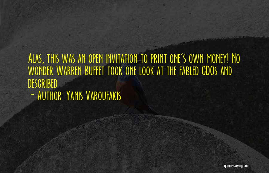 Described Quotes By Yanis Varoufakis