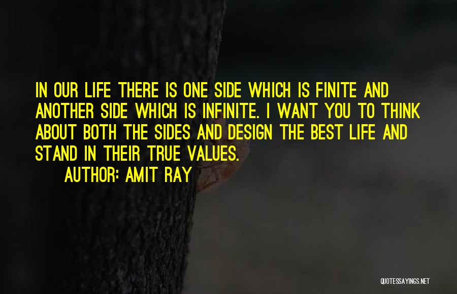 Design Philosophy Quotes By Amit Ray
