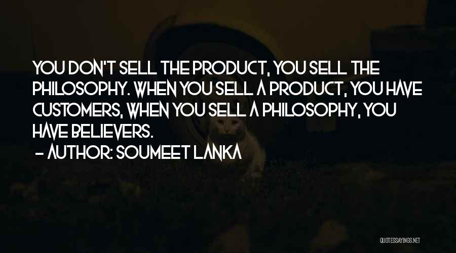 Design Philosophy Quotes By Soumeet Lanka