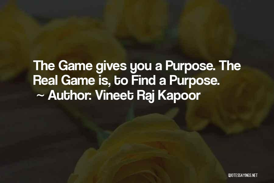 Design Philosophy Quotes By Vineet Raj Kapoor