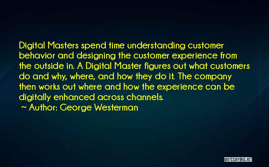 Designing Company Quotes By George Westerman