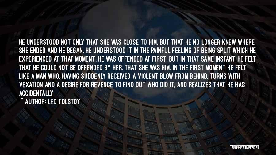 Desire And Pain Quotes By Leo Tolstoy
