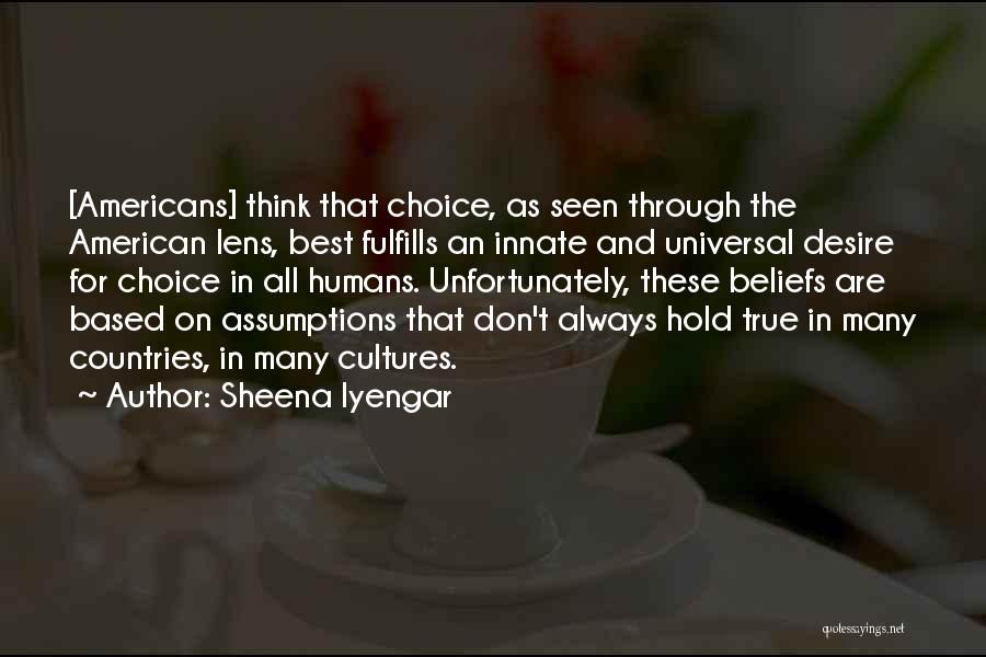 Desire Motivation Quotes By Sheena Iyengar
