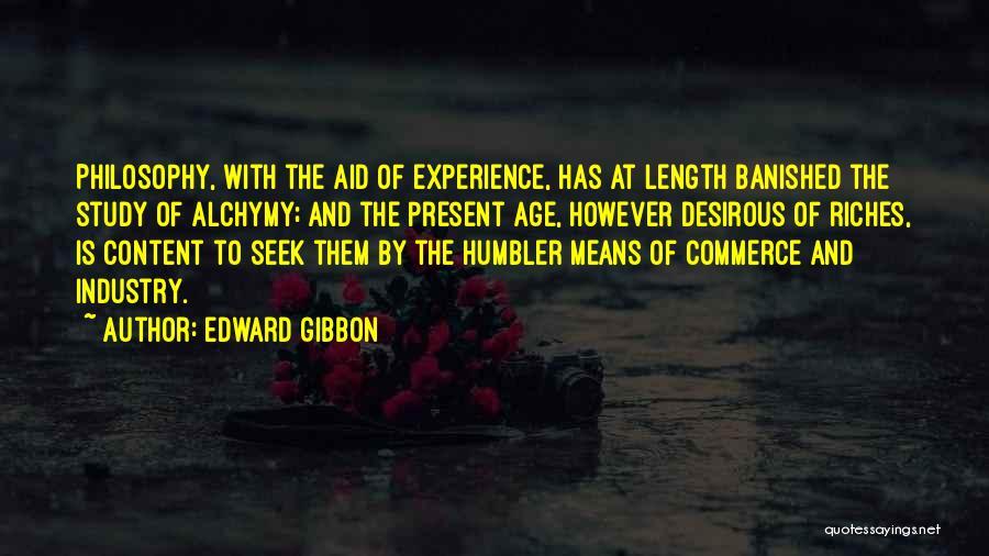 Desirous Quotes By Edward Gibbon