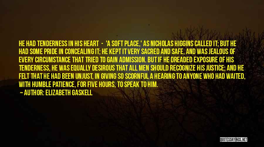 Desirous Quotes By Elizabeth Gaskell