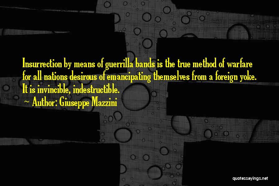 Desirous Quotes By Giuseppe Mazzini