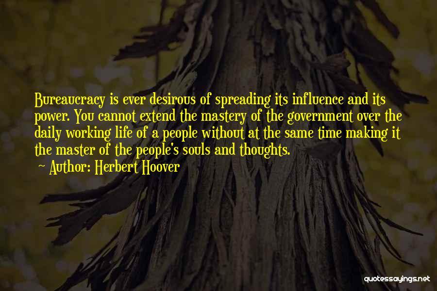 Desirous Quotes By Herbert Hoover