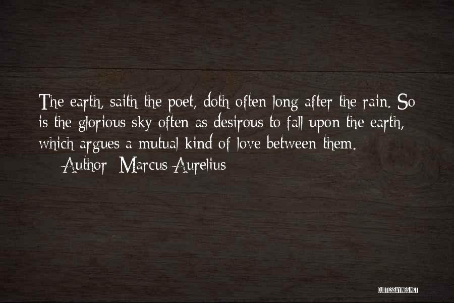 Desirous Quotes By Marcus Aurelius