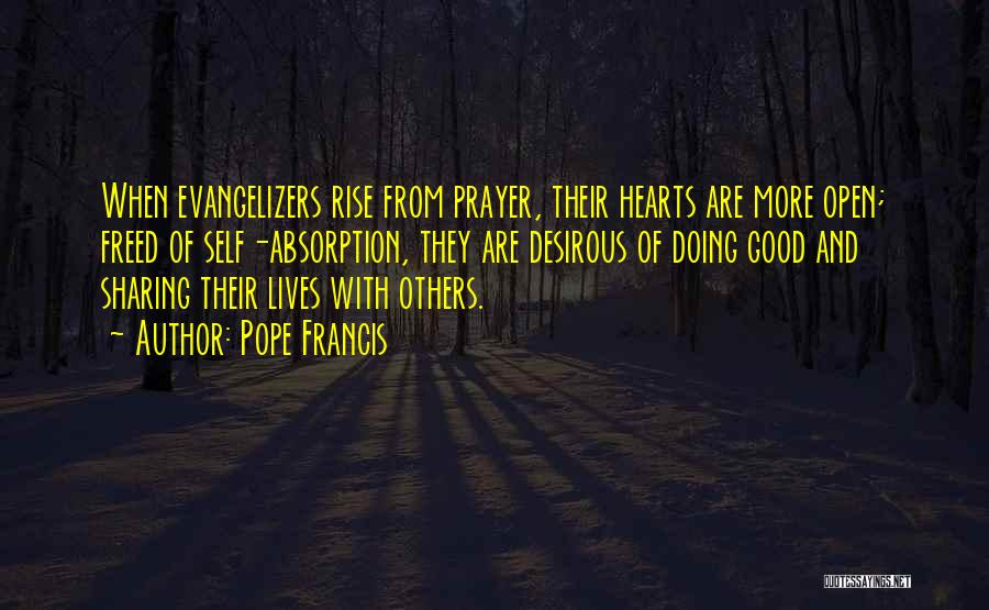 Desirous Quotes By Pope Francis