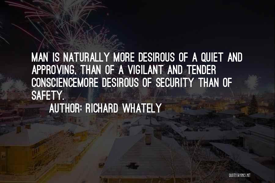 Desirous Quotes By Richard Whately