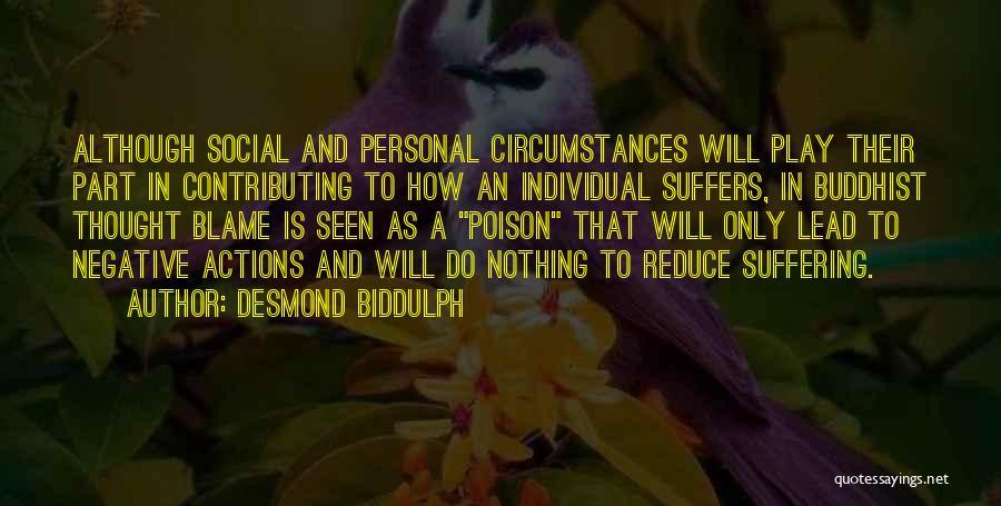 Desmond Biddulph Quotes 1673512