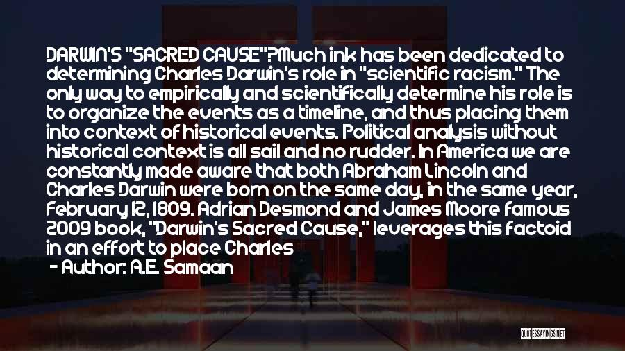 Desmond Quotes By A.E. Samaan