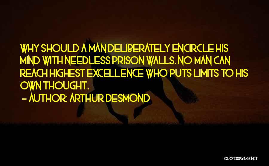 Desmond Quotes By Arthur Desmond
