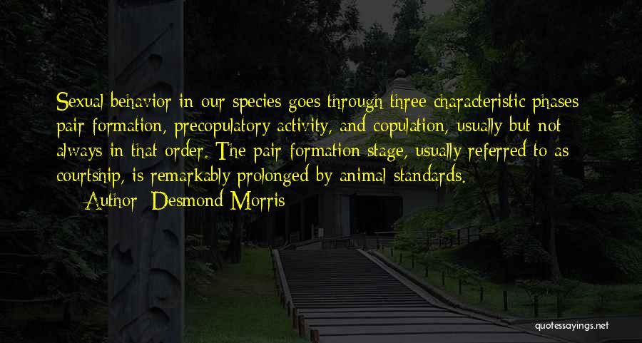 Desmond Quotes By Desmond Morris