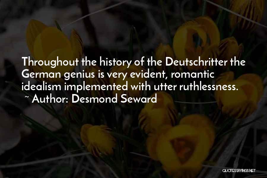 Desmond Quotes By Desmond Seward