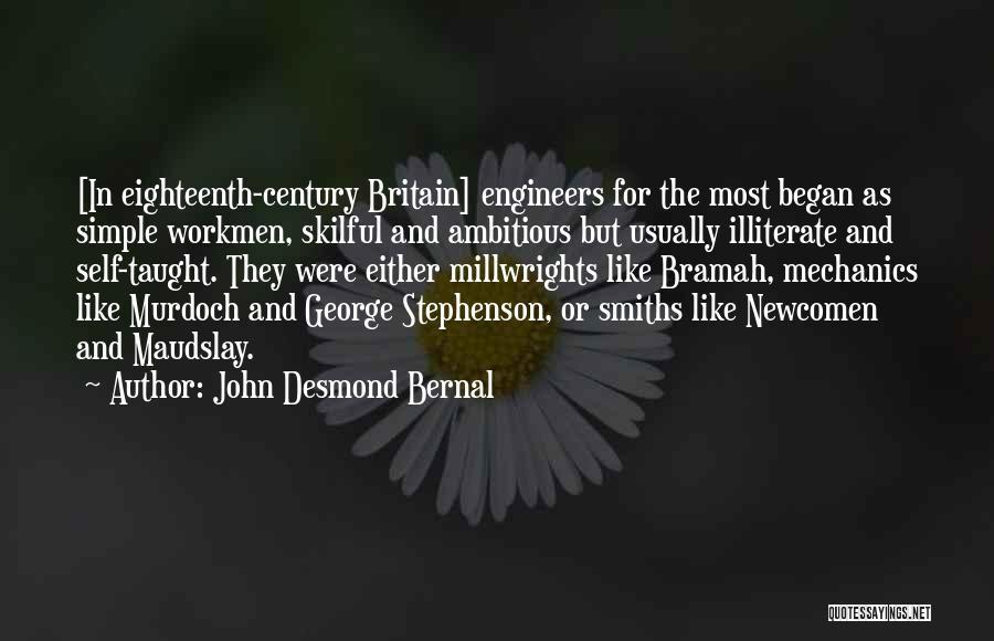 Desmond Quotes By John Desmond Bernal