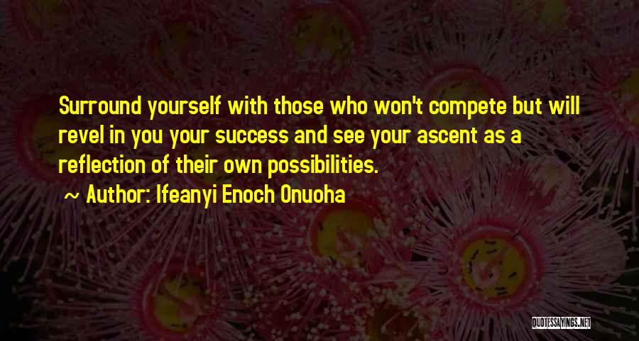 Destiny And Success Quotes By Ifeanyi Enoch Onuoha