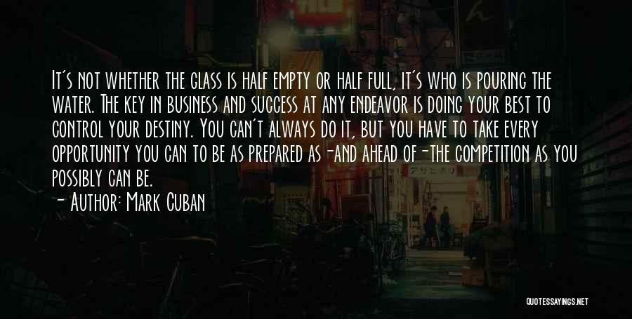 Destiny And Success Quotes By Mark Cuban