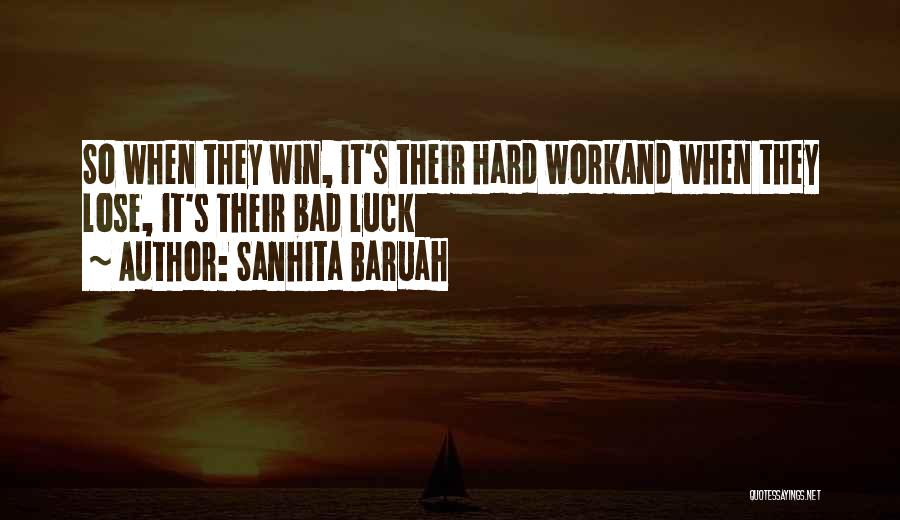 Destiny And Success Quotes By Sanhita Baruah
