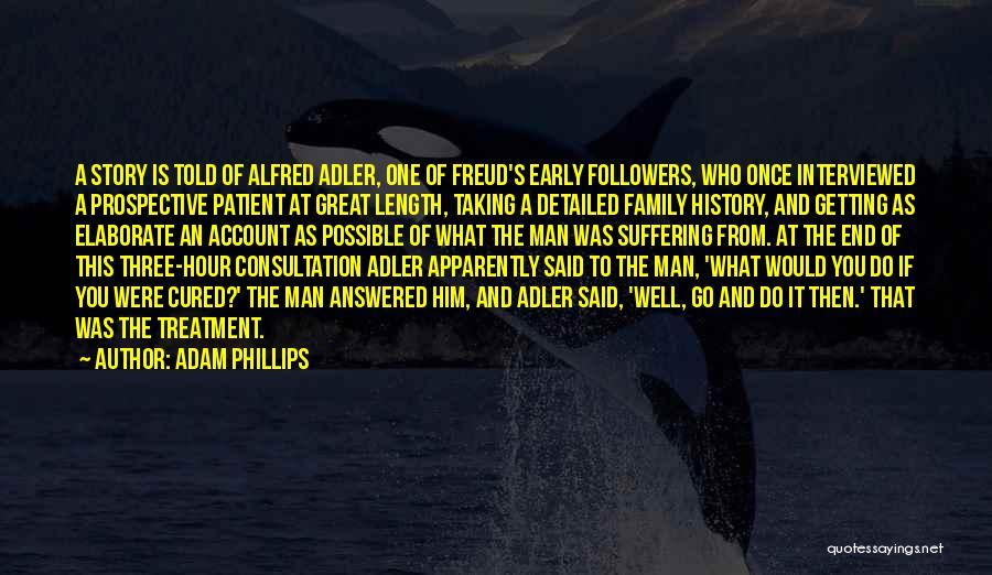 Detailed Quotes By Adam Phillips