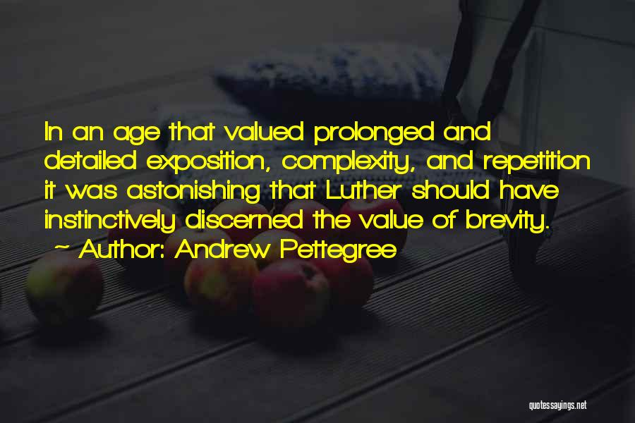 Detailed Quotes By Andrew Pettegree