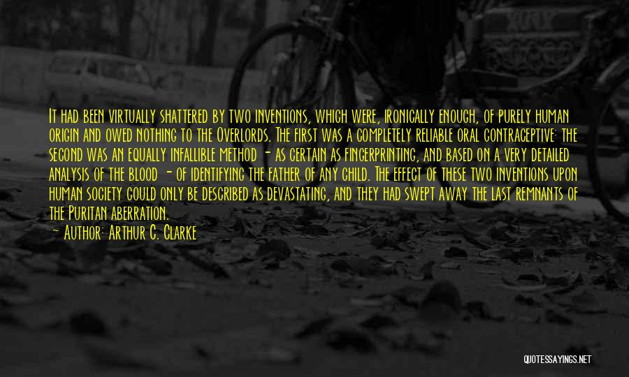 Detailed Quotes By Arthur C. Clarke