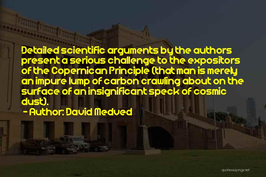 Detailed Quotes By David Medved