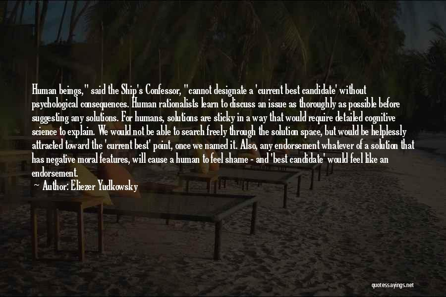 Detailed Quotes By Eliezer Yudkowsky