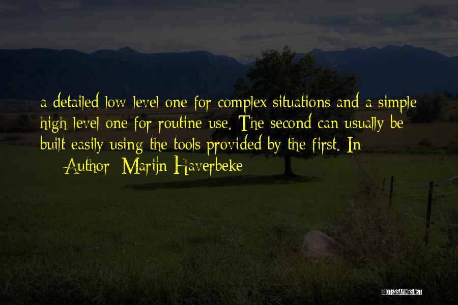 Detailed Quotes By Marijn Haverbeke